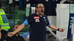 Maurizio Sarri Juventus Napoli Serie A