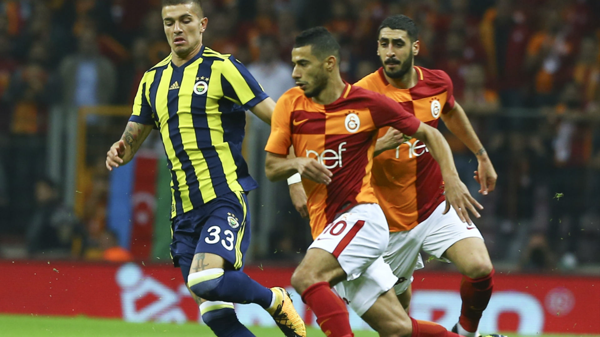 Belhanda Galatasaray Fenerbahce 10222017