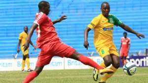 Alphonse Ndonye of Mathare United