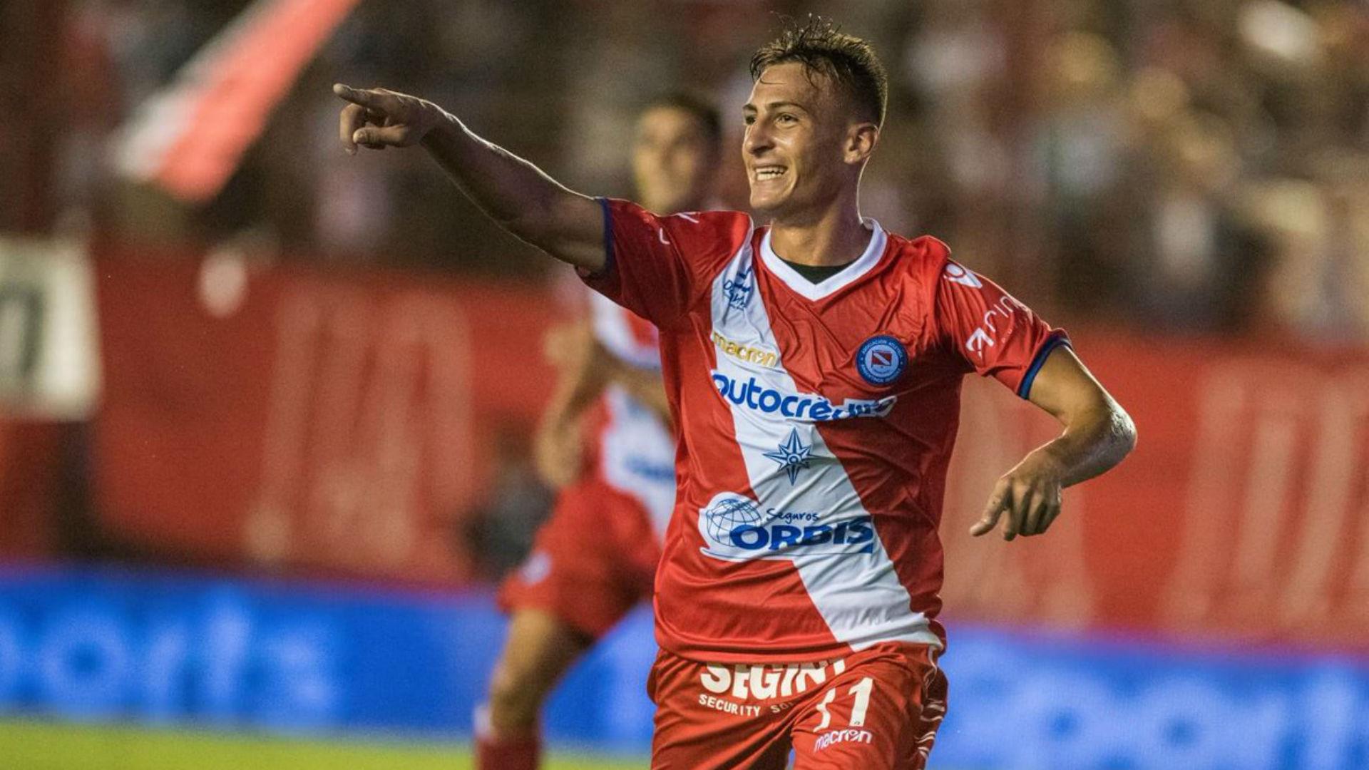 Braian Romero Argentinos Juniors