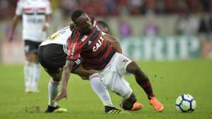 Marlos Moreno Flamengo 2018