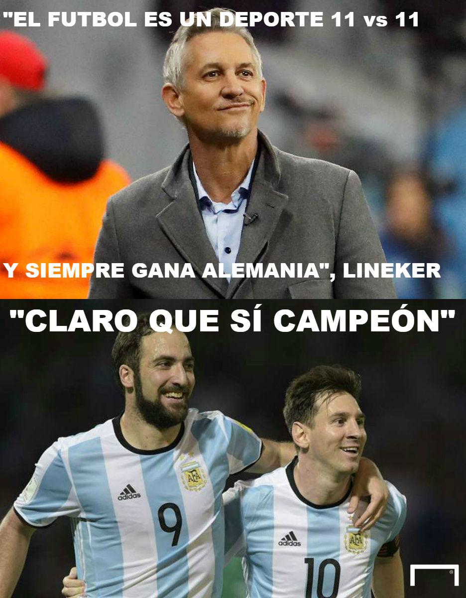 Memes Higuaín