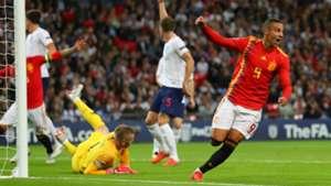 Rodrigo Spain England Nations League