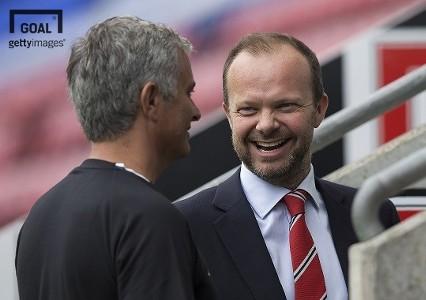 Mourinho & Woodward