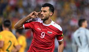 Australia Syria 2018 FIFA World Cup qualification