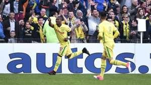 Prejuce Nakoulma Nantes Angers Ligue 1 02042017