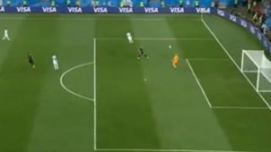 CAPTURA Caballero Argentina Croatia Croacia Wolrd Cup 2018 21062018