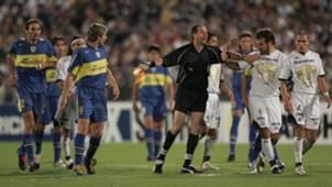Pumas Boca Juniors 2005