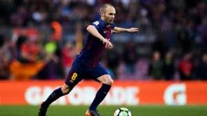Andres Iniesta Barcelona 17052018