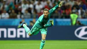 David De Gea Iran Spain World Cup 2018