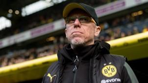 Peter Stöger Borussia Dortmund 27012018