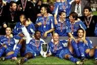 Supercopa Europa Chelsea Real Madrid 1998
