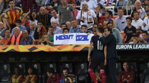 Mesut Ozil Valencia Arsenal Europa League 2019