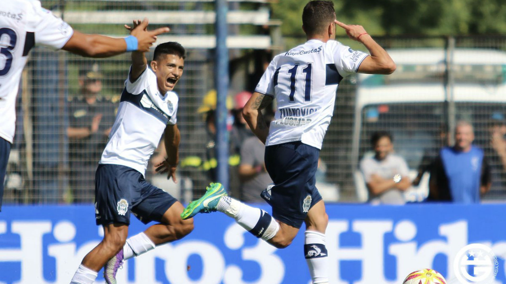Con gol de Mazzola, Unión le gana a Tigre en Victoria