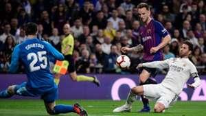 Ivan Rakitic Barcelona Real Madrid