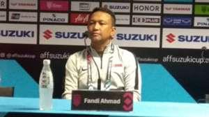 Fandi Ahmad - Singapura