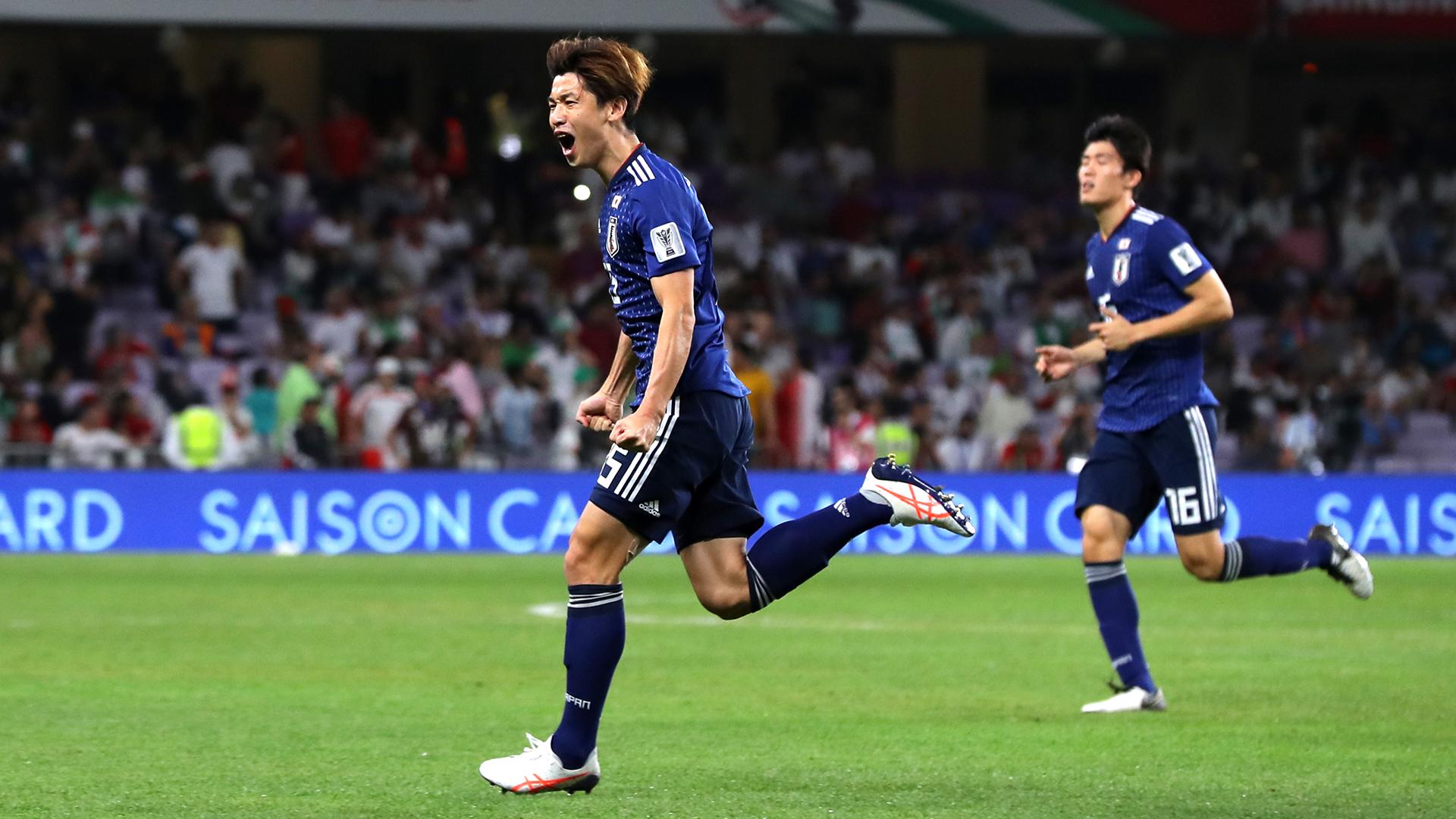 Japan Asian Cup 2019