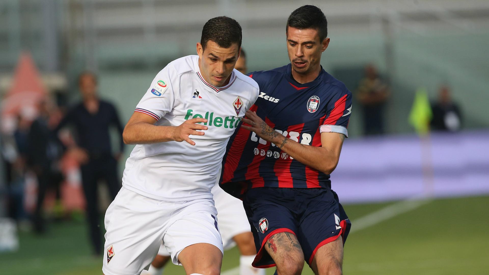 Valentin Eysseric Crotone Fiorentina Serie A
