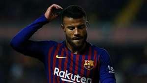 Rafinha Barcelona Rayo Vallecano La Liga 03112018