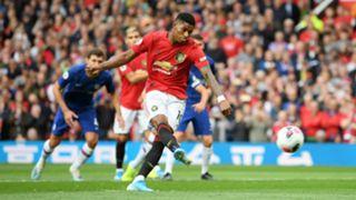 Marcus Rashford Man Utd vs Chelsea 2019-20