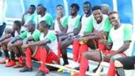 Allan Wanga Anthony Akumu of Kenya and Harambee Stars.