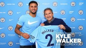 Kyle Walker Manchester City