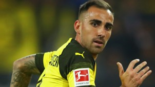 2018-09-15 Paco Alcacer Dortmund