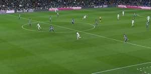 Karim Benzema fuera de juego Alaves