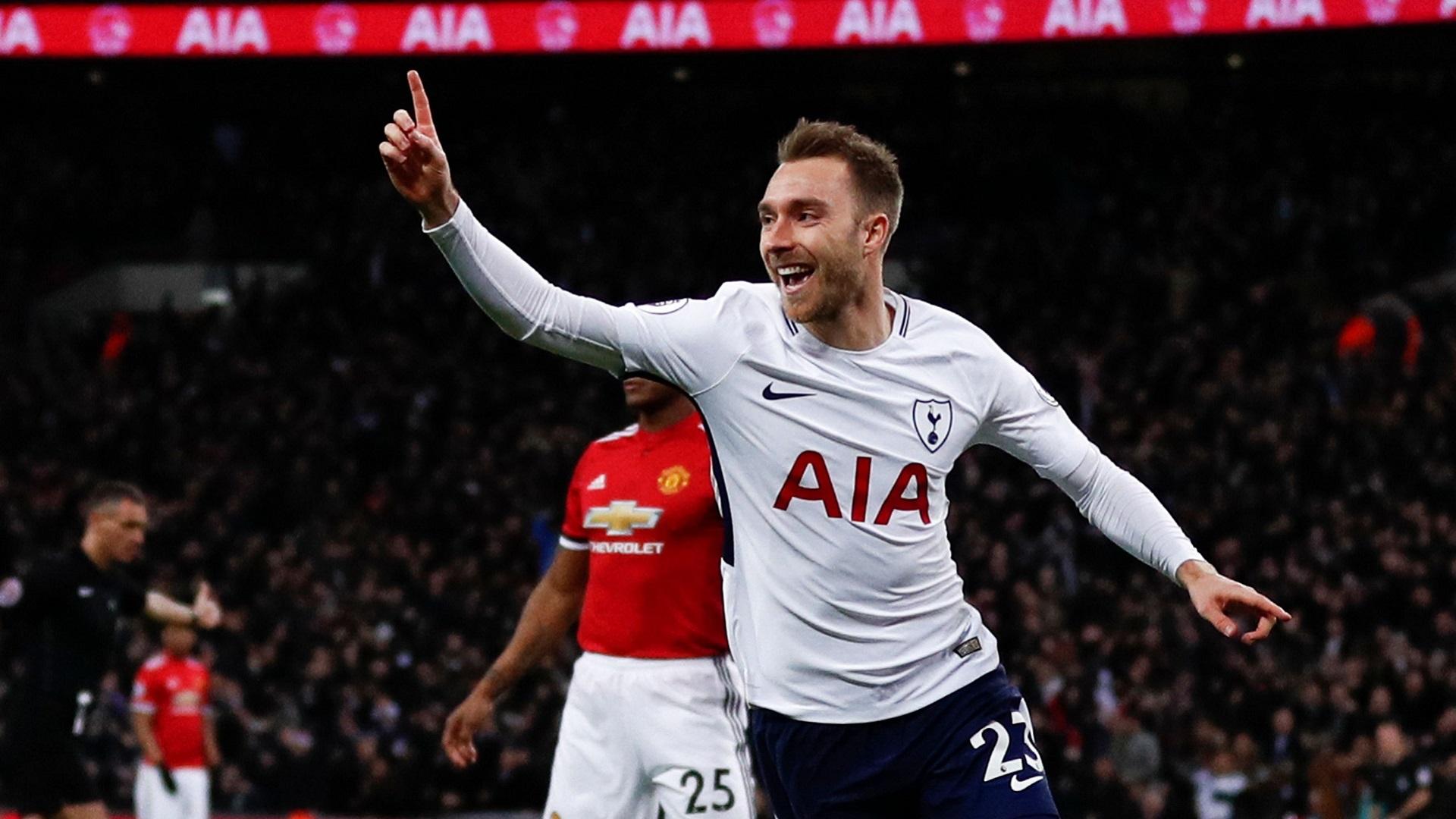 2018-02-01 Tottenham Eriksen