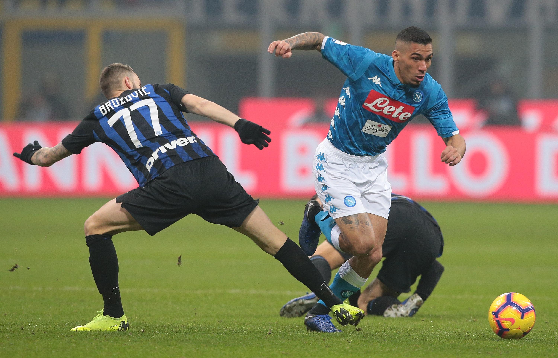 Neapel Gegen Inter