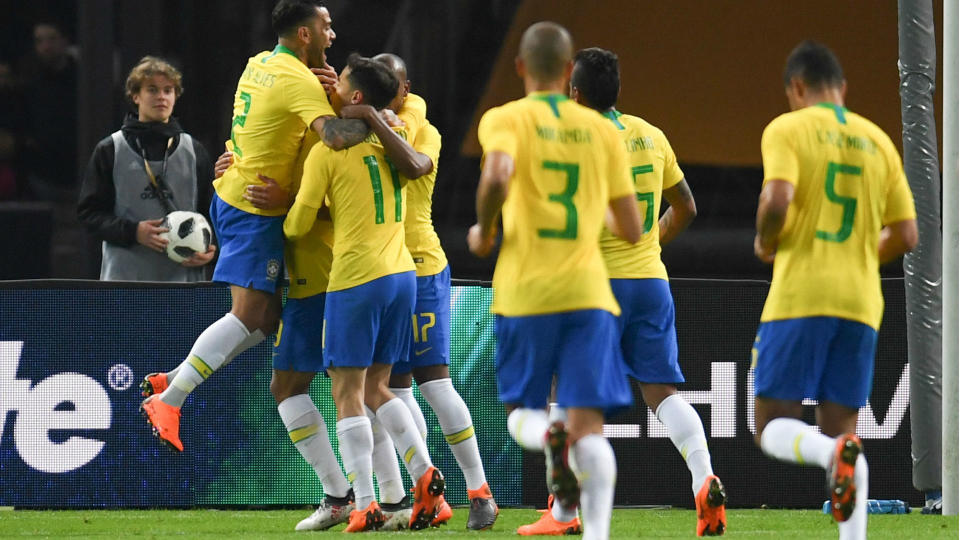 Brasil Alemanha I 27 03 18