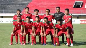Indonesia U-19 - timnas U-19 - Bali