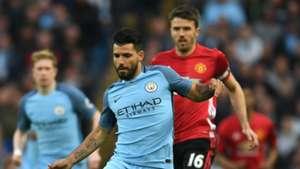 HD Sergio Aguero Manchester City