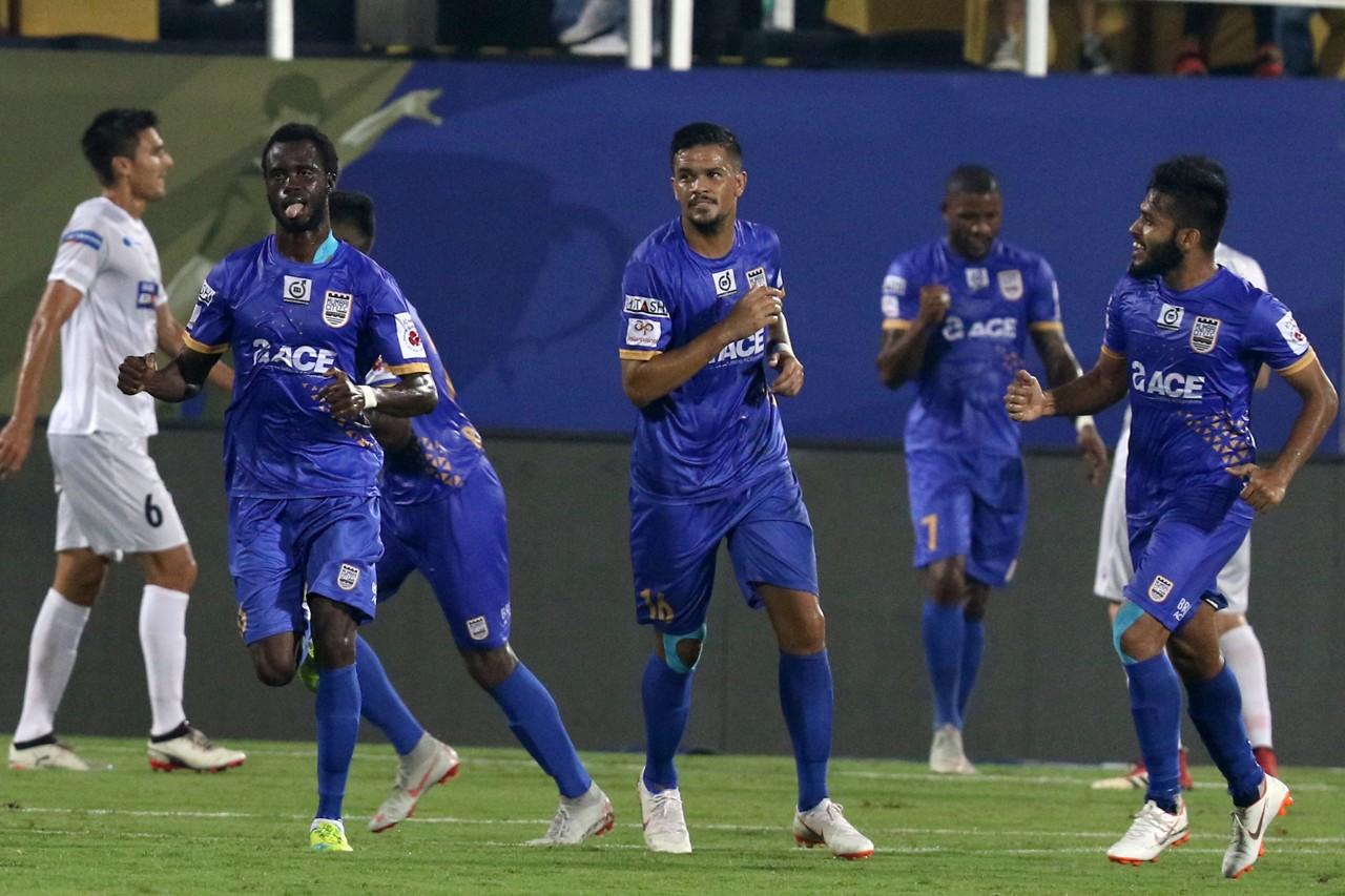 ISL 2018-19: Mumbai City dispel gloom and doom with a timely win