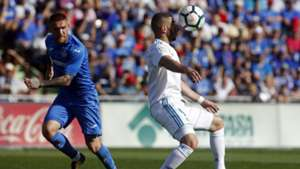 Benzema Getafe Real Madrid LaLiga