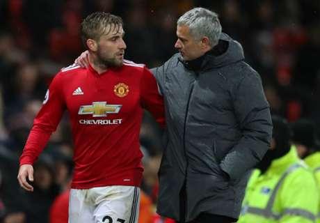 'Mourinho is destroying Luke Shaw!'
