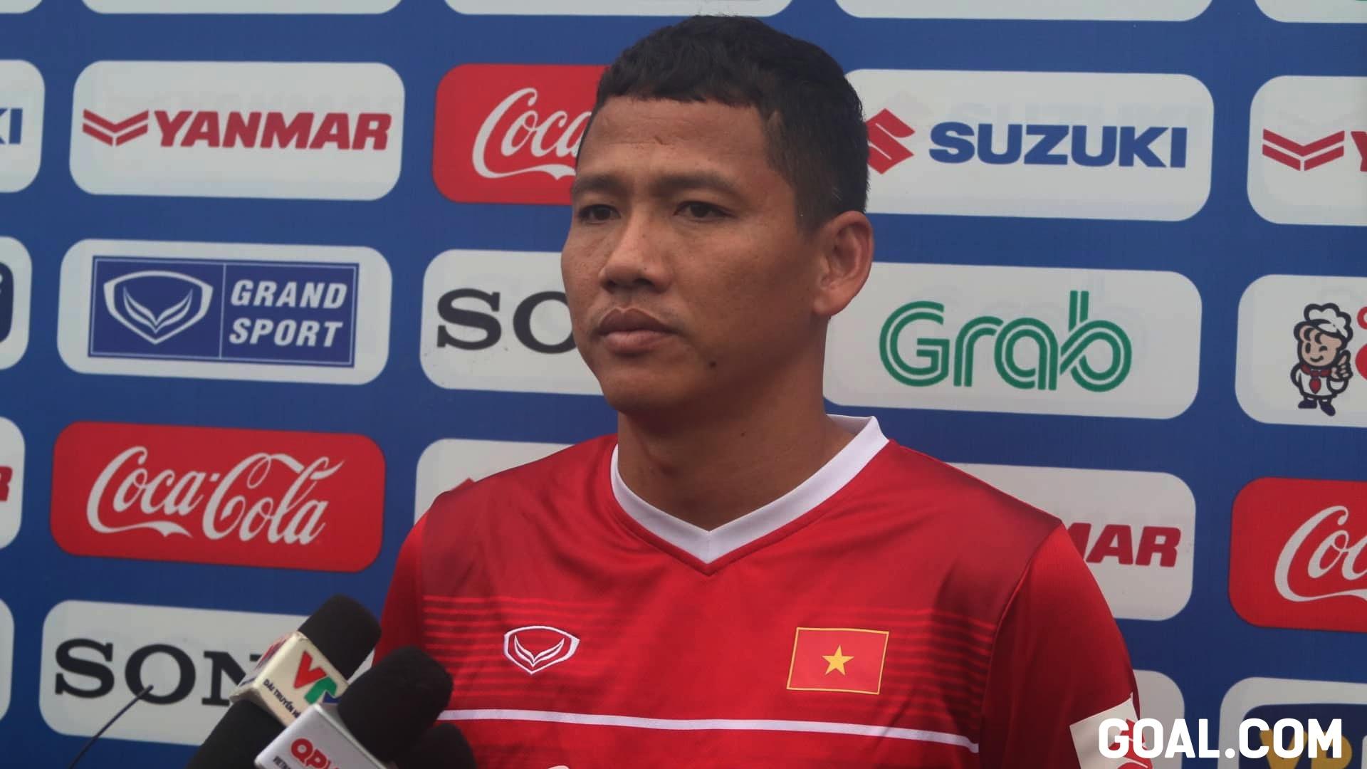 Tiền đạo Anh Đức/ Đội tuyển Việt Nam