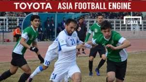 FC Khujand 0-2 FC Ahal