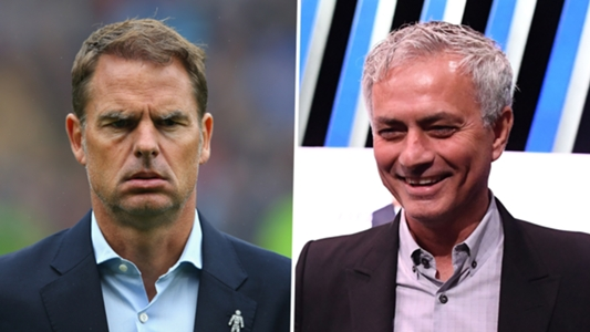 'Karma always strikes back' - De Boer responds to infamous Mourinho's 'worst manager' jibe