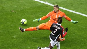 Areola Saint-Maximin Nice PSG Ligue 1