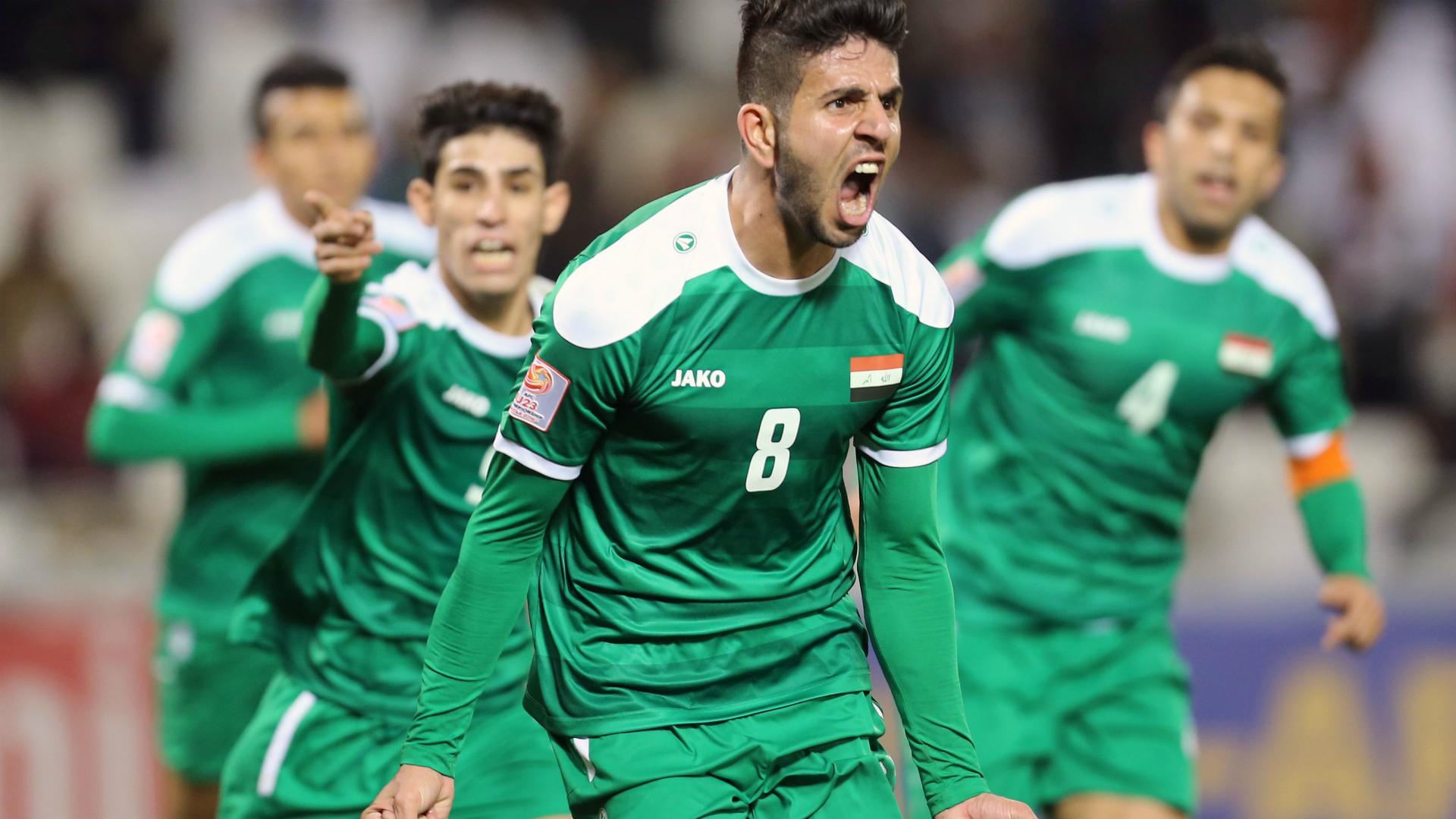 Iraq, 2016 AFC U23 Championship