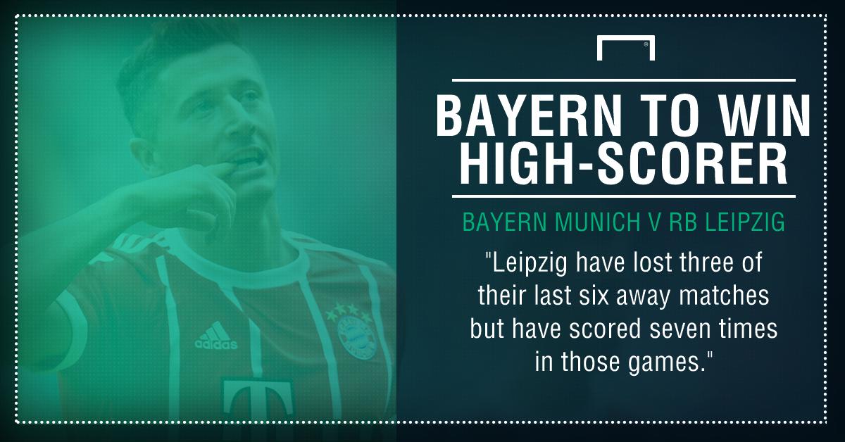 Bayern Leipzig graphic