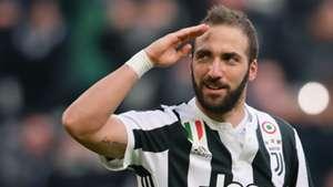 Gonzalo Higuaín Juventus