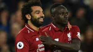 Sadio Mane 'good friends' with Mohamed Salah again
