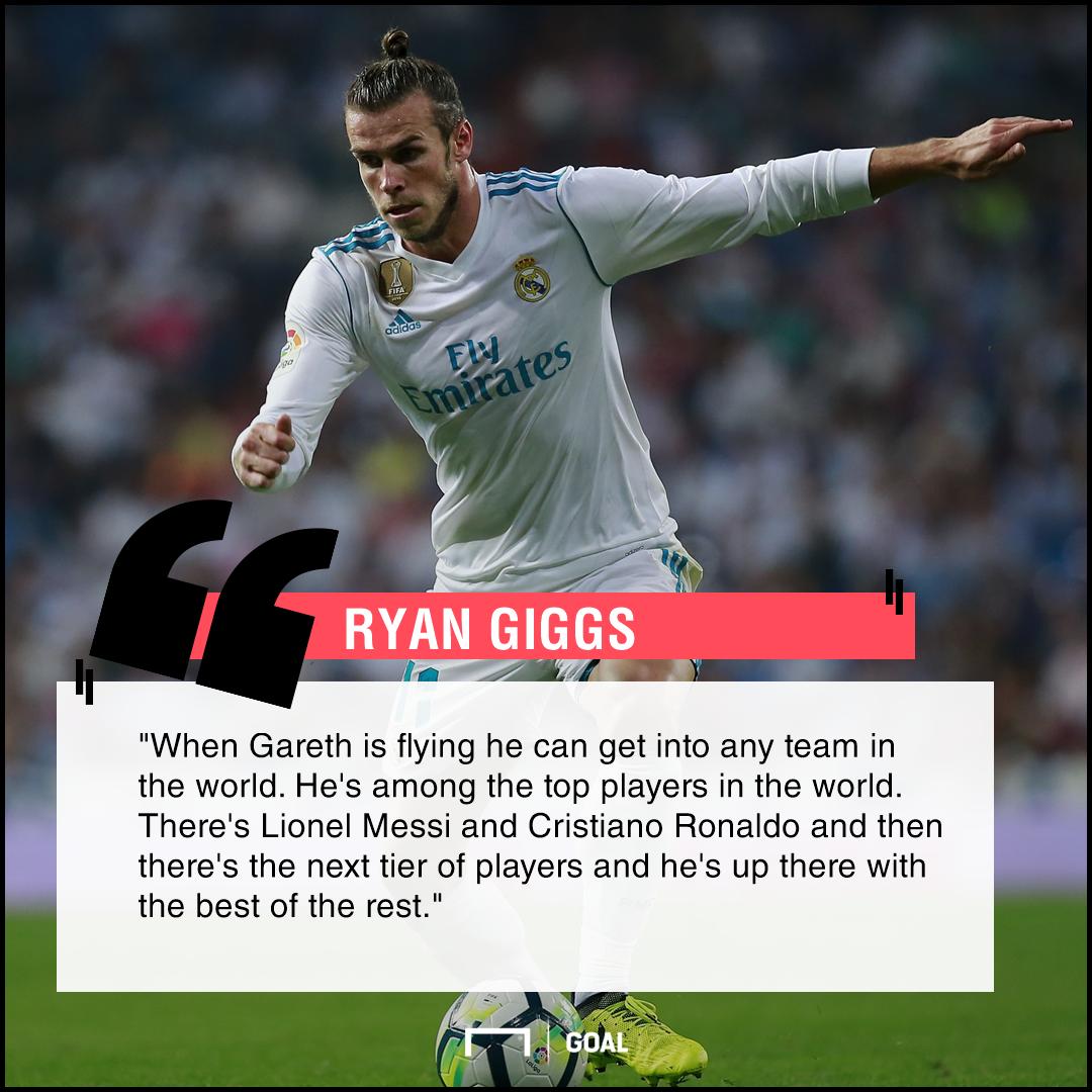 Gareth Bale best of the rest Ryan Giggs