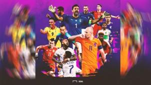 GFX Stars, die die WM verpassen