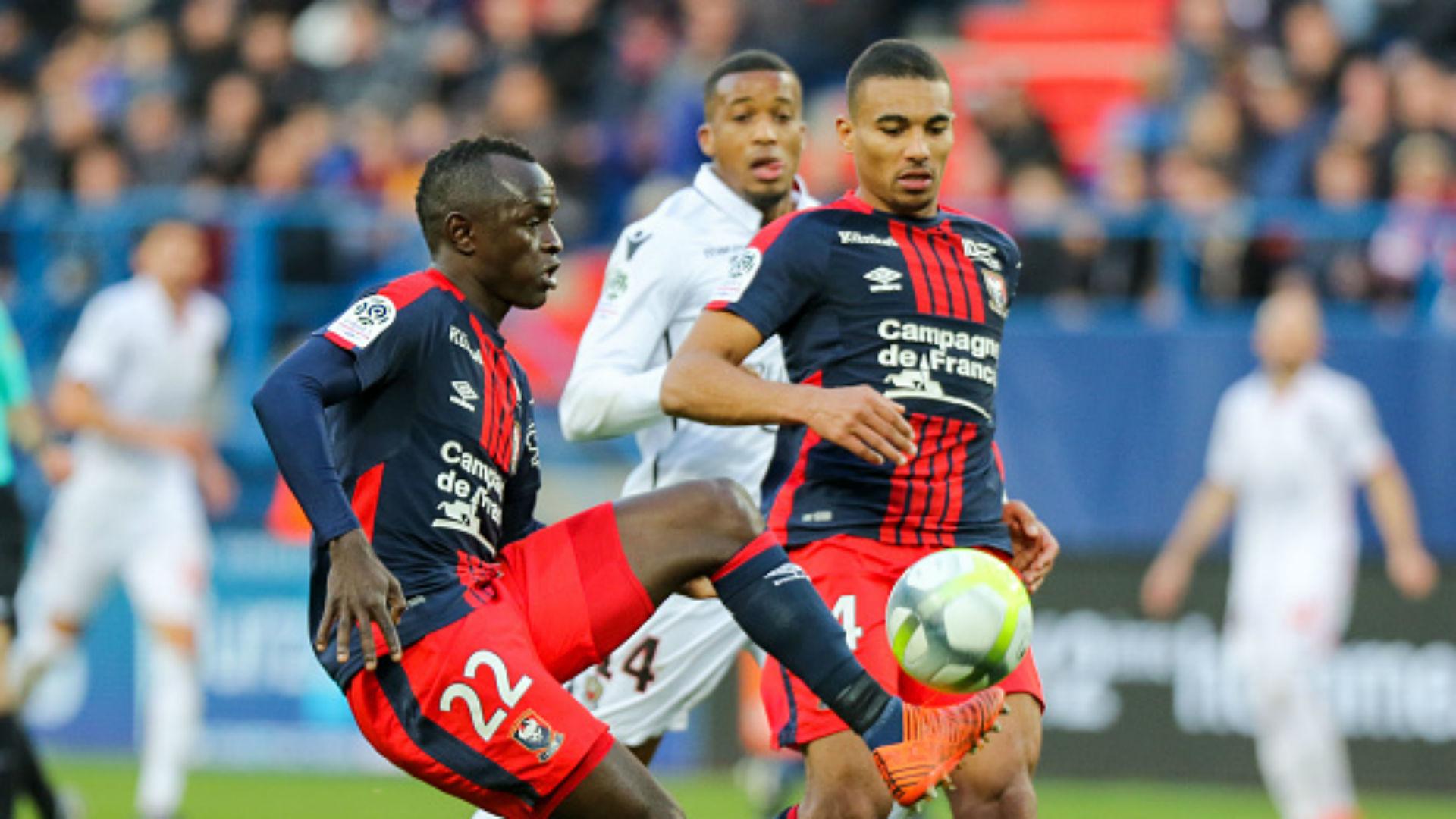 Adama Mbengue Caen Ligue 1