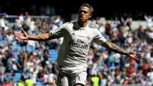 Mariano Diaz Real Madrid vs Villarreal La Liga 2018-19