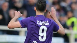 Kalinic Fiorentina Cagliari Serie A