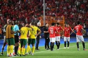 مصر - جنوب أفريقيا
